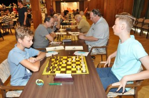 Matyáš na předních šachovnicích